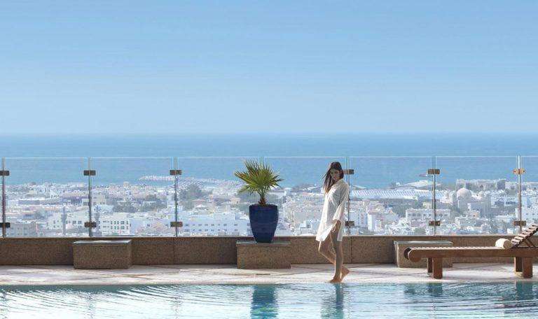 Hôtel Fairmont Dubai 5*