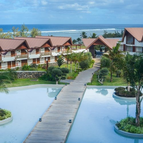 Akoya Hôtel & Spa 5* - Vue d'ensemble